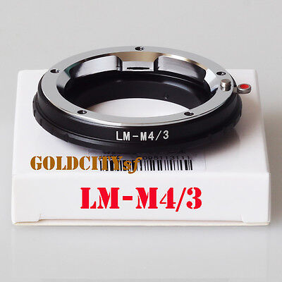 Адаптеры для объективов Leica M LM