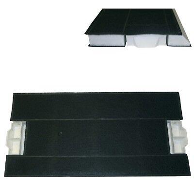 NEUF hotte DE cuisinière Filtre au CARBONE ACTIF 400x175/200mm Bosch Neff 434229