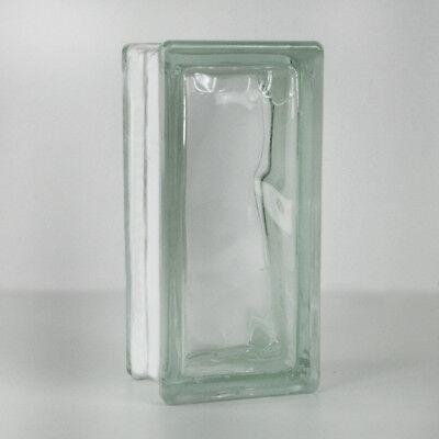 Sale % 1 Stück Vetra Glasbausteine Glassteine Bauglas Wolke klar 19x9x8 135
