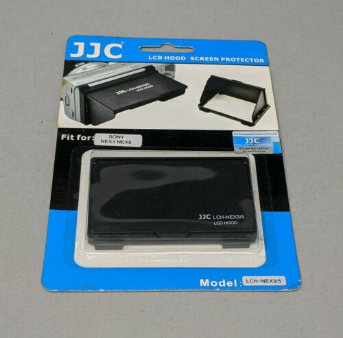 "JJC 3"" Pop-Up LCD Monitor Screen Hood Protector for Sony Nex3 Nex5"