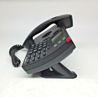 ShoreTel 230 VOIP IP230 black business telephone phone handset base incl, used for sale  Shipping to South Africa