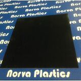 "G10 BLACK  FR4 PLATE 1/16"" THICK 11 7/8"" x 11 7/8"""