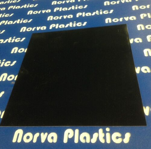 "G10 Black Phenolic Sheet - 3/8"" x 12"" x 12"""