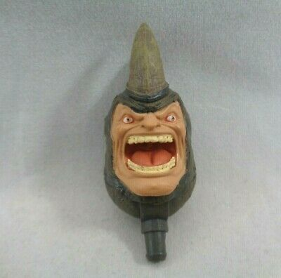 Marvel Legends Rhino BAF Head (one head only) from Spider-Man Scarlett Spider