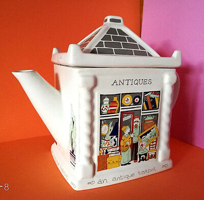 WADE ANTIQUES ENGLISH LIFE BY BARNY SMITH AND BARBARA WOOTTON TEAPOT   for sale  Sheffield