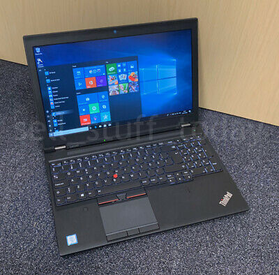 "Lenovo ThinkPad P50, i7-6820HQ, 8GB/256SSD, 15.6"" IPS FHD, Quadro M1000M -S091"