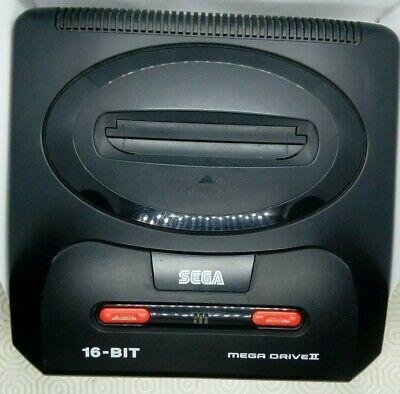 SEGA Mega Drive 2 - Très Bon Etat - Complète - 1 Manette - Sonic 1 et 2