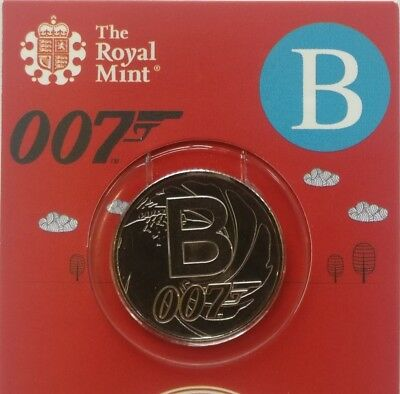 007 James Bond Coin 2020 Royal Mint Coins Release