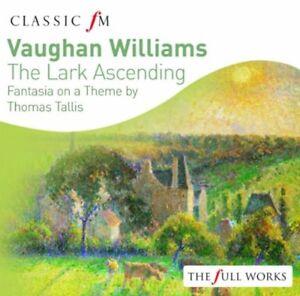 Vaughan Williams: The Lark Ascending/... - Ralph Vaughan Williams (Album) [CD]