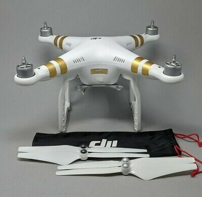 DJI Phantom 3 Authority QUADCOPTER ONLY - Awesome Drone!