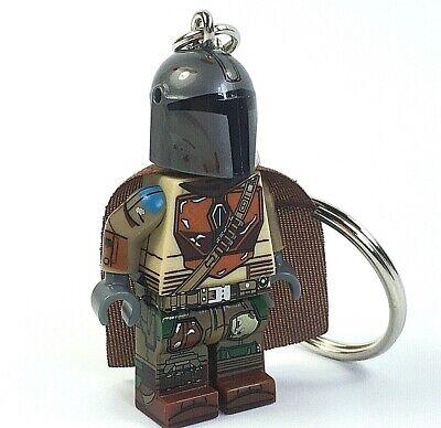 Star Wars Mandalorian Keyring The Mandalorian Mini Figure Keyring Gift
