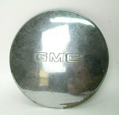 "GMC SONOMA JIMMY S15 15"" POLISHED 15661029 WHEEL CENTER CAP HUBCAP COVER 94-03 *"