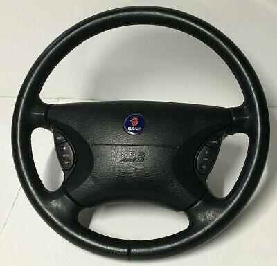 SAAB 95 9-5 2.2 TiD Multi Function Steering Wheel & Airbag 5359971