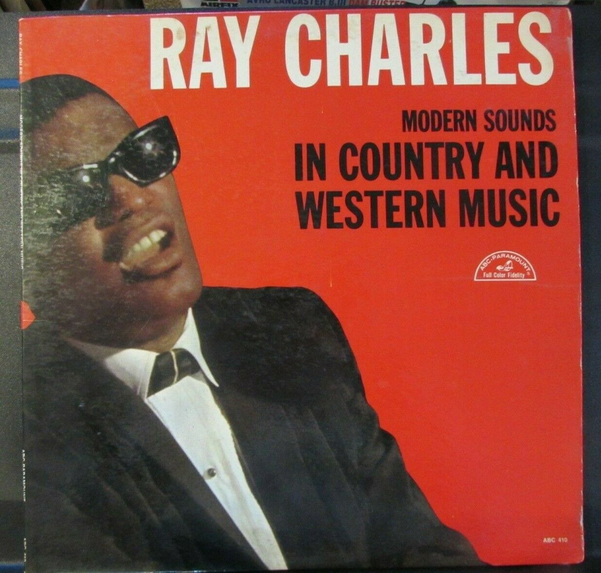 Modern Sounds in Country and Western Music by Ray Charles Vinyl LP