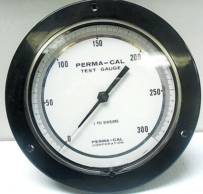 100ftm07a05 Perma Calibration Company Dial Pressure Gage New Old Stock