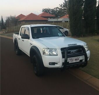2007 Ford Ranger Middle Ridge Toowoomba City Preview