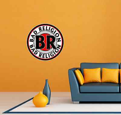 Bad Religion Punk Rock Band Metal Music Room Wall Decor Sticker Decal 22
