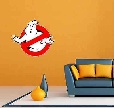Ghostbusters Movie Room Wall Garage Decor Sticker Decal 22