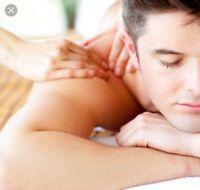 Hot massage Male