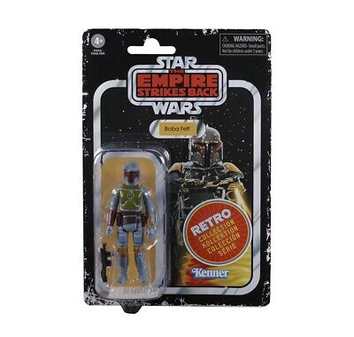Star Wars Retro Collection Boba Fett Action Figure 3.75 Kenner  Confirmed Order