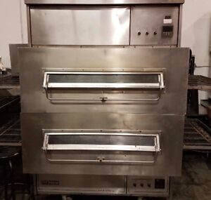 Middleby Marshall Conveyor Pizza Ovens (Stacked Set Of 2)