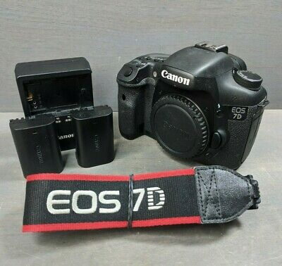 Canon EOS 7D 18.0MP Digital Camera Body
