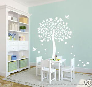 COT-SIDE-TREE-FOR-Nursery-or-Kids-room-DIY-Removable-wall-decal