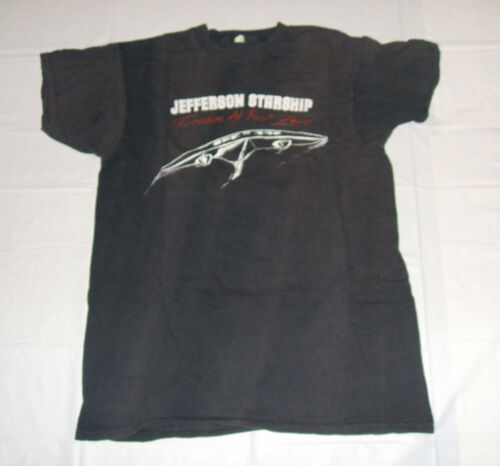 Vintage Original 1980 Jefferson Starship Freedom At Point Zero Concert T-Shirt