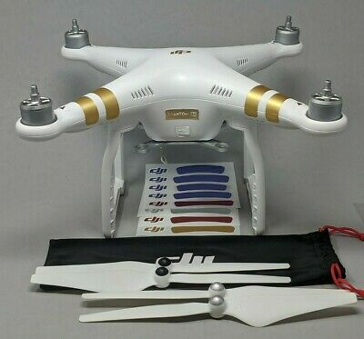 DJI Phantom 3 4K QUADCOPTER ONLY increased by Accessories - Awesome Drone