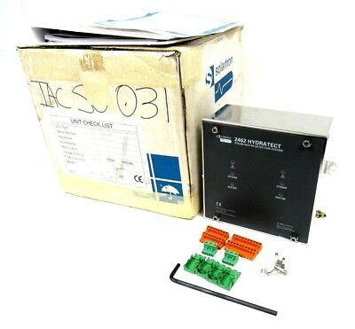 New Solartron 2462a Hydratect Level Switch Control Unit
