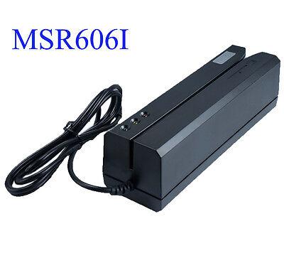 Msr606i Magnetic Stripe Credit Card Reader Writer Encoder Swipe Msr206 605x