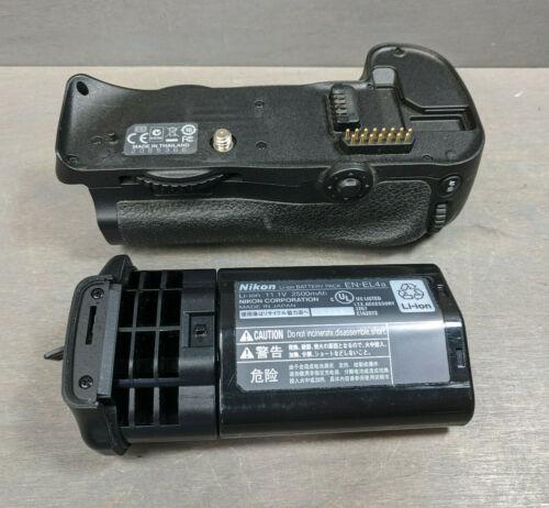 Genuine OEM Nikon MB-D10 Multi Power Battery Grip