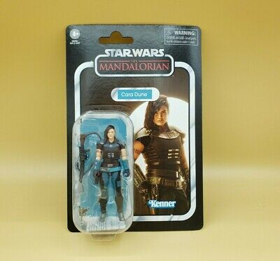 "2020 Hasbro Star Wars Vintage Collection Cara Dune 3.75"" Action Figure MOC"
