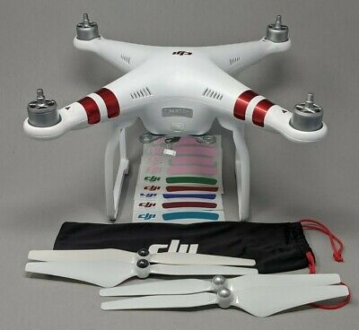 DJI Phantom 3 Standard QUADCOPTER ONLY - New-On no occasion Activated!