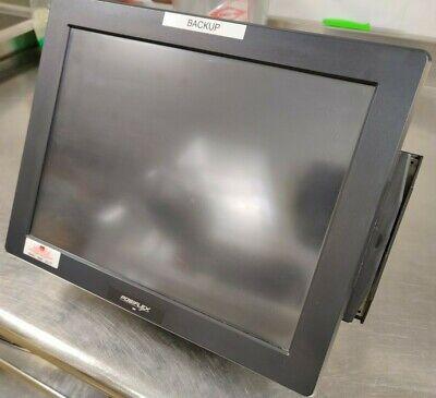 Posiflex Xt-3215 Touch Screen Pos Terminal - Excellent Condition