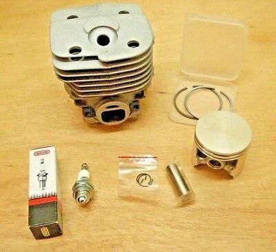 Hyway Nikasil Cylinder Piston Kit For Partner Husqvarna K950 Concrete Saw 56mm