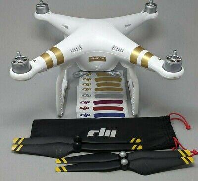 DJI Phantom 3 Proficient QUADCOPTER ONLY - Awesome Drone!