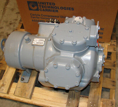 Genuine Carlyle Carrier 06et Chiller Compressor 06et265-660pw 400460v 3ph