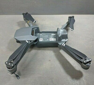DJI Mavic Pro 4K Video Camera Quadcopter Drone ONLY- Needs Set right - For Parts