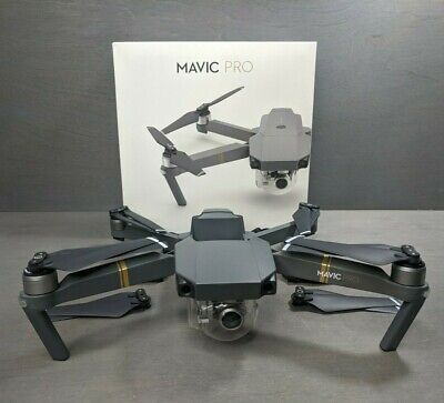 DJI Mavic Pro 4K Video Camera Quadcopter Drone ONLY-Replace your Crashed Drone!