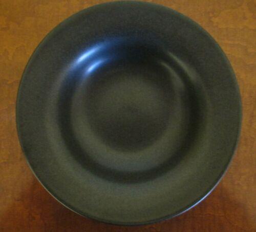 Lindt Stymeist, Chocolate (dark) ? or Piano ? 8 1/2 inch Rim Soup Bowl