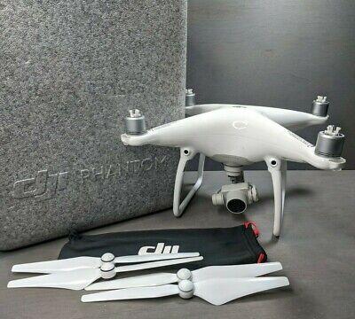 DJI Phantom 4 Quadcopter Drone 4k Camera - no controller or batter -Needs Repair