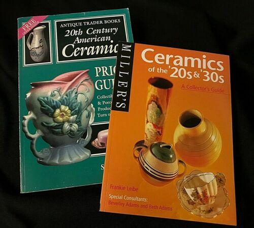 20th Century American Ceramics / Price Guide / Ceramics of the