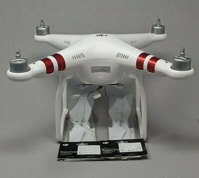 DJI Phantom 3 Standard QUADCOPTER ONLY increased by props - Awesome Drone -