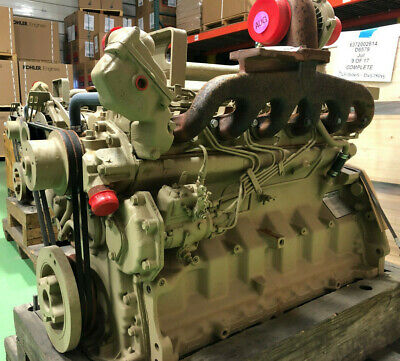 John Deere 6059 6059t Diesel Engine Remanufactured
