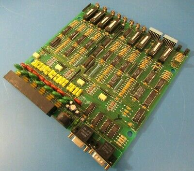TCI Telephone Control Inc. Telephone System Switch Control Board 8-Phone Port ()