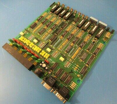 Tci Telephone Control Inc. Telephone System Switch Control Board 8-phone Port