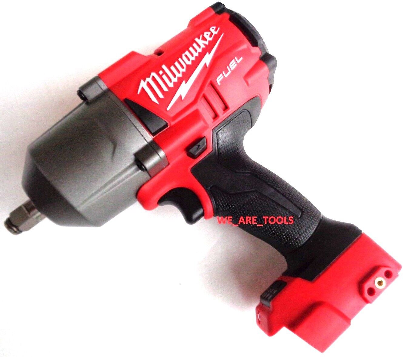 Milwaukee FUEL 2767-20 18V 1/2 Impact Wrench,(1) 48-11-1850 Battery, Charger M18 11