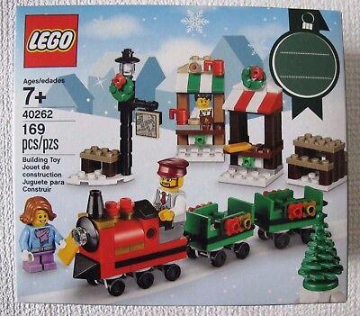 NIB LEGO® 2017 Christmas-Train-Ride Set 40262