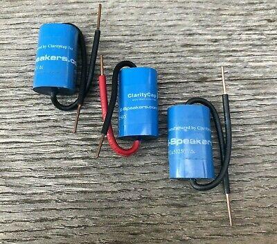 Claritycap Clarity Film Capacitor Px 1.5 Uf 250vdc Audio Grade Clarity Cap